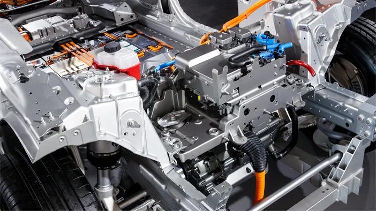 سیستم محرکه خودروی الکتریکی