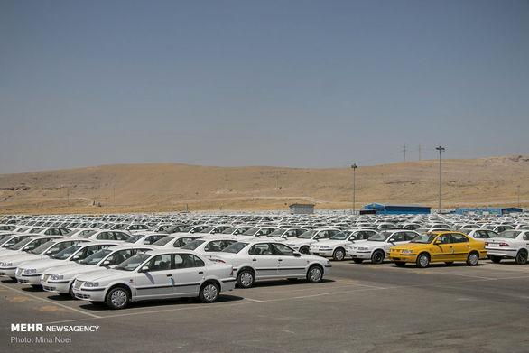150 هزار دستگاه خودرو ناقص در پارکینگ خودروسازان