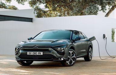 سیتروئن C5X مدل 2022