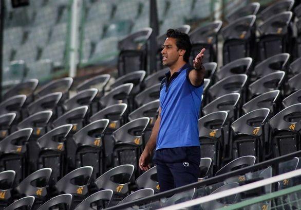 انتقاد تند فرهاد مجیدی از بازیکنان استقلال