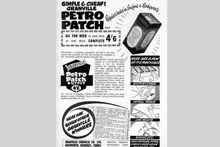 Granville Petro Patch