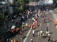 تصاویر | ممنوعیت تردد خودرو در شهرهای بزرگ جهان