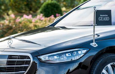 مرسدس بنز S680 گارد مدل 2022