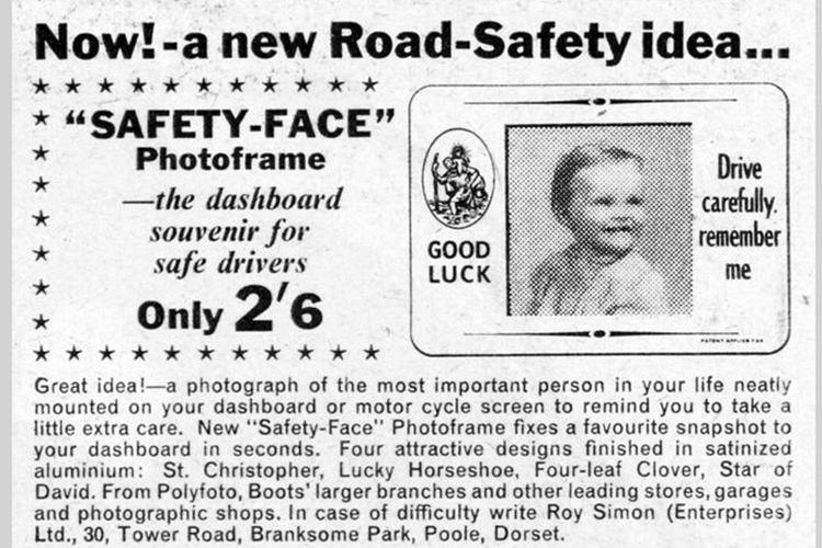Safety-Face photoframe