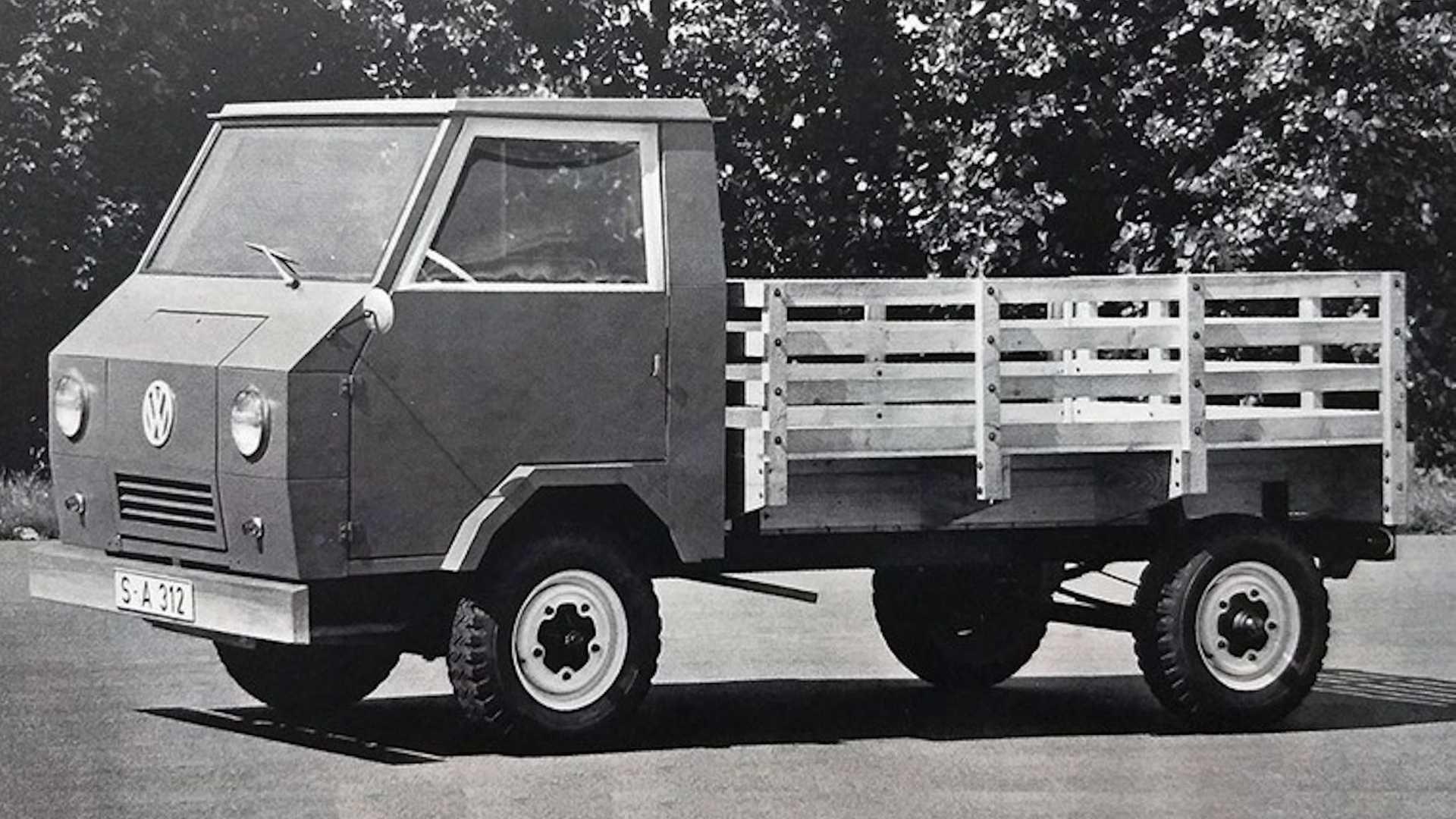 میترا؛ خودروی کلاسیک فولکس واگن از دهه 70 میلادی (+عکس)
