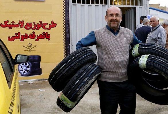 قیمت انواع لاستیک ایرانی در بازار (جدول)