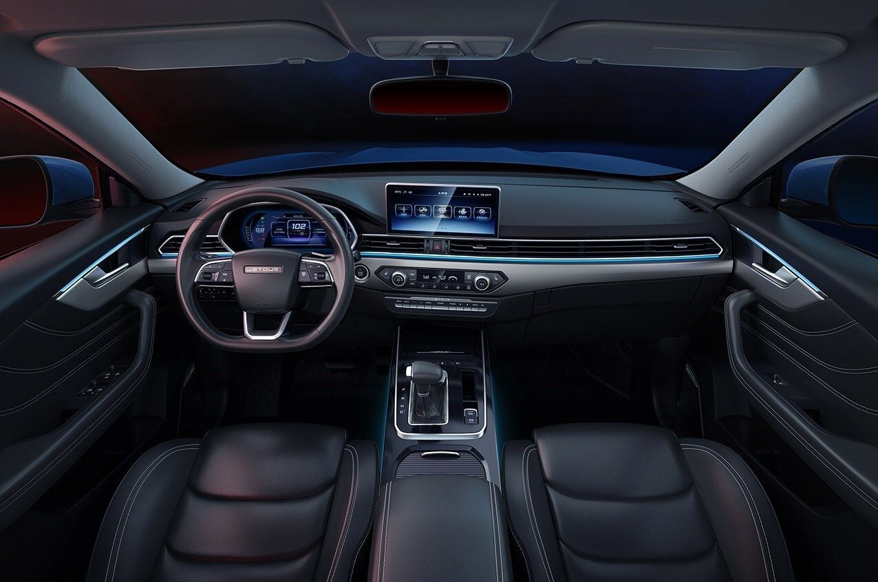 مقایسه هایما S7 توربو با فیدلیتی + مشخصات فنی