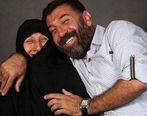 کار غیراخلاقی با فیلم گرفتن از گریه مادر علی انصاریان