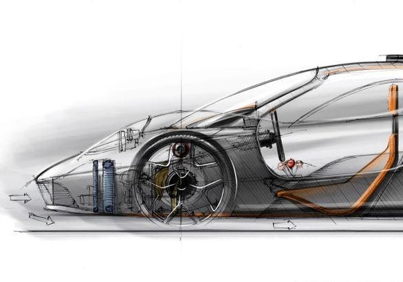 جایگزین مک لارن F1 در راه است