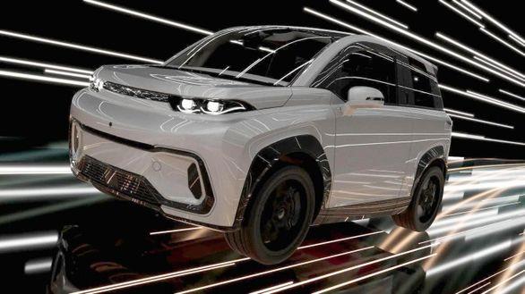 خودروی برقی روسی به زودی در بازار