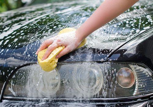 با وسایل خانگی خودرویتان را بشویید