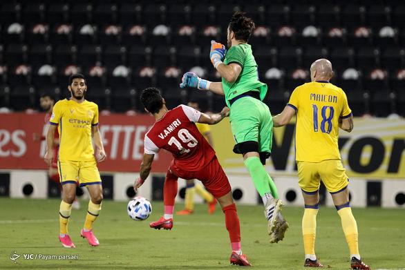 ادعای دو خبرنگار در AFC در خصوص پرونده شکایت النصر از پرسپولیس