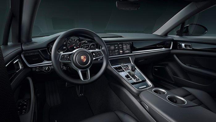 2019 Porsche Panamera 10 Year Edition