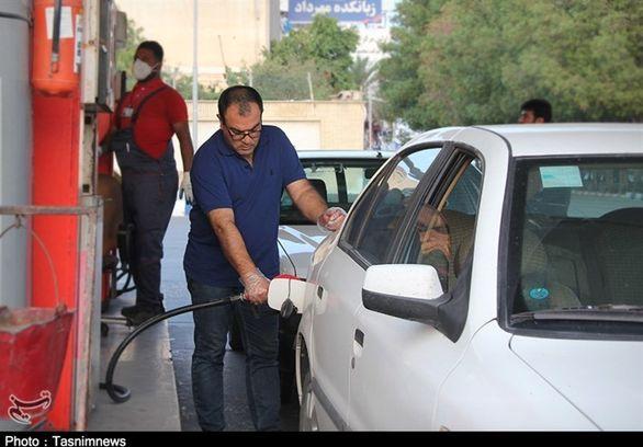 اطمینان خاطر در خصوص تامین و توزیع بنزین در تهران و سراسر کشور