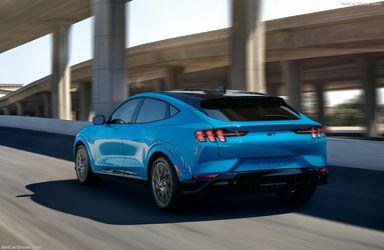 فورد موستانگ Mach-E GT مدل 2021