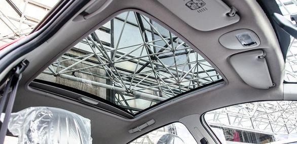 پژو 207 چگونه به سقف پانوراما مجهز شد؟ 3 خودرو دیگر داخلی کاندیدای سقف پانوراما
