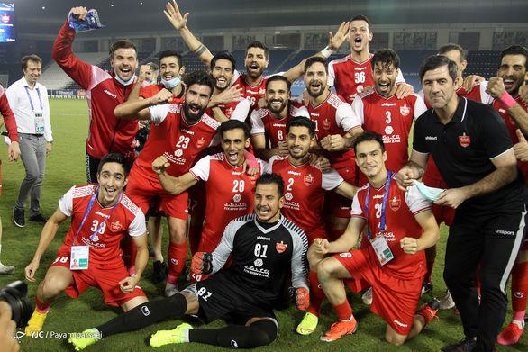 درآمد هنگفت پرسپولیس از صعود به فینال لیگ قهرمانان