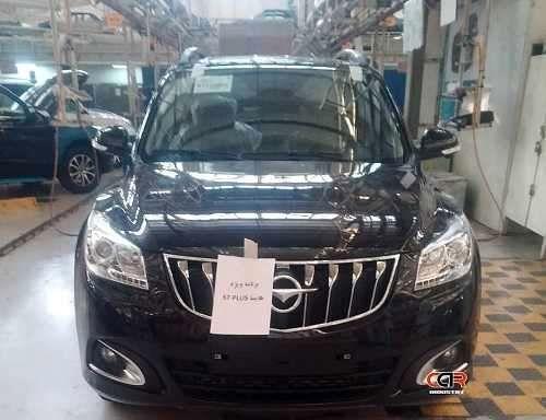 بازگشت شاسی بلند محبوب به خط تولید ایران خودرو