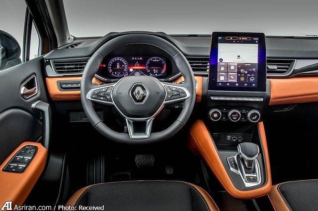 کپچر 2020 معرفی شد/ خودرویی با امکانات متنوع و قیمت رقابتی(+تصاویر)