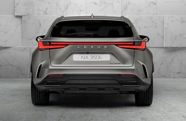 لکسوس NX مدل 2022