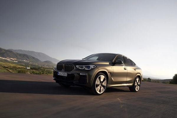 بی ام و X6 مدل 2020 رونمایی شد؛ یک کراس اوور کوپه لوکس و جذاب