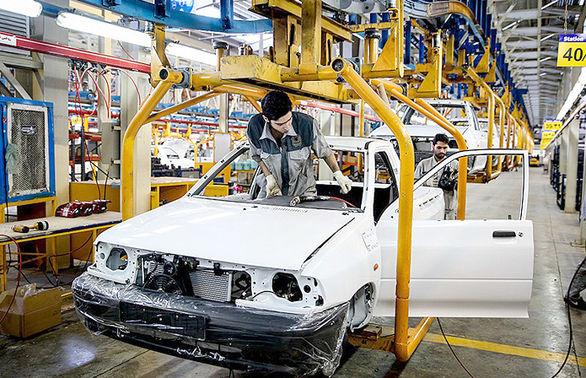 خودروسازان با پیش فروش خودرو چقدر پول درآوردند؟