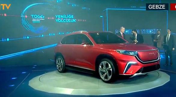 خودرو توگ ؛ اولین خودرو ملی ترکیه را ببینید