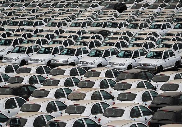10 میلیارد تومان خودروی صفر کیلومتر دپو کشف شد (اسامی)