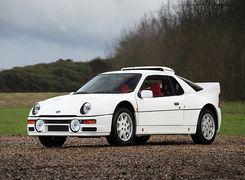 حراج فورد RS200 بسیار کمیاب (تصاویر)