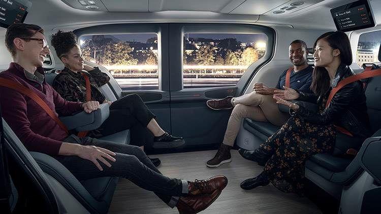 Cruise Origin / خودرو خودران کروز اوریجین