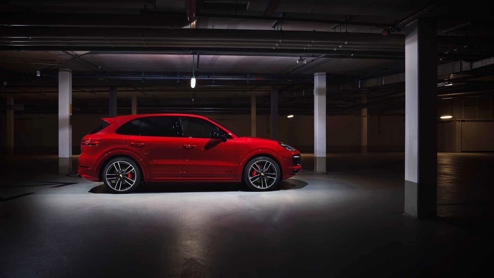 مدل 2021 پورشه کاین GTS و Coupe GTS