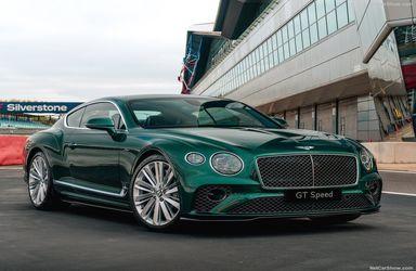 بنتلی کنتیننتال GT اسپید مدل 2022