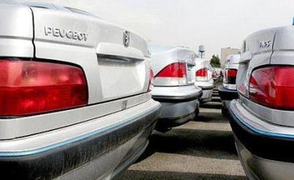 خرید و فروش در بازار خودرو قفل شد