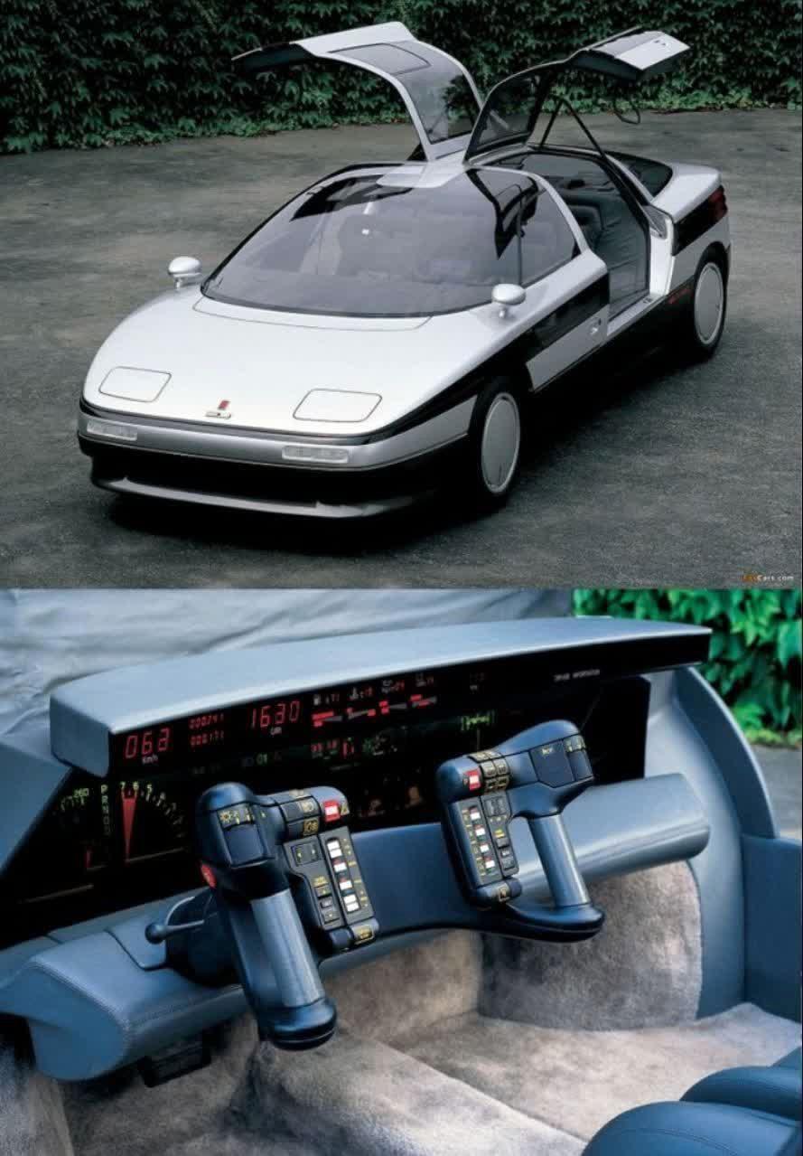 عجیب و غریب ترین طراحی های داخل اتومبیل