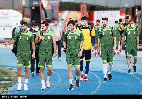 عکس | کیت جدید تیم ملی رونمایی شد