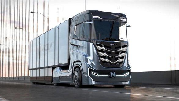 اولین کامیون هیدروژنی دنیا