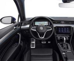 مدل استیشن خودرو فولکس واگن پاسات را ببینید