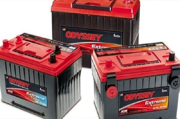 قیمت جدید باتری خودرو / اردیبهشت 98