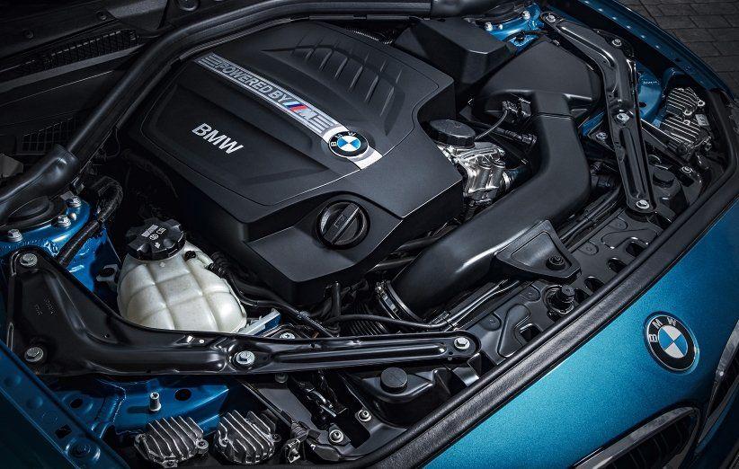 موتور توربوشارژر خودروی BMW