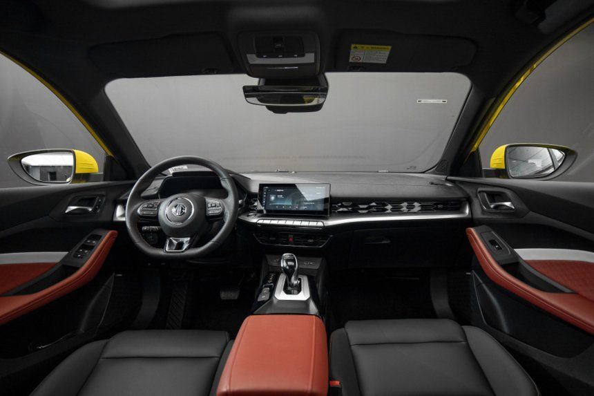 معرفی یک خودروی باکیفیت چینی/ ام جی5 مدل 2021 زیباتر از همیشه وارد بازار می شود (+عکس)