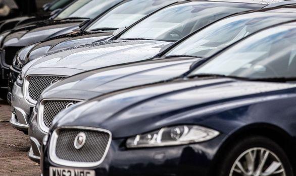 افت فروش خودرو در بازار انگلستان