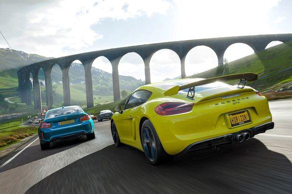 نگاهی به نسخه پی سی Forza Horizon 4