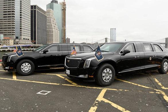خودروی 2 میلیون دلاری رئیس جمهوری آمریکا چه مشخصاتی دارد؟