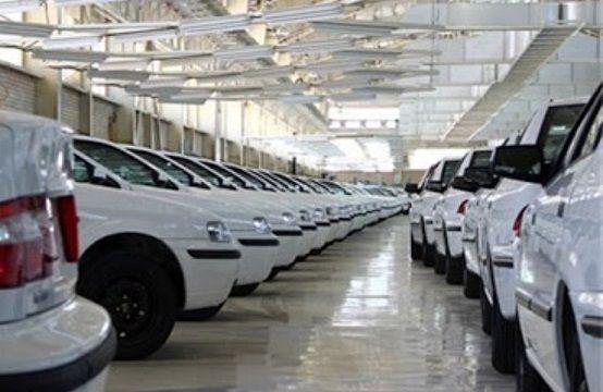 ۳۸۷ دستگاه خودروی صفر کیلومتر در تهران کشف شد