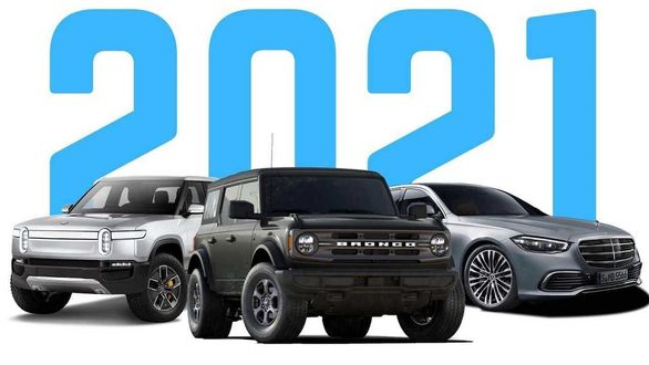 10 خودرویی که امسال بازار را قبضه خواهند کرد