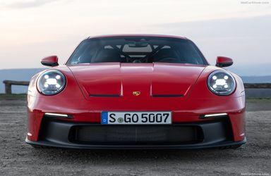 پورشه 911 GT3 مدل 2022