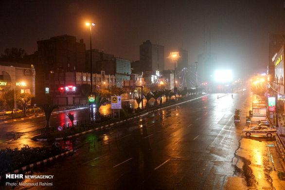 ساعت ممنوعیت 2 روزه تردد خودرو در شب یلدا اعلام شد