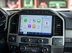 ثبت اختراع فورد برای نمایش تبلیغات درون خودرو