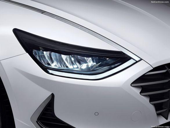 نگاهی دقیق به طراحی هیوندای سوناتا مدل 2020