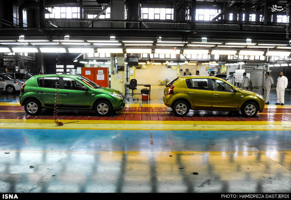 توقف تولید و حذف 20 خودرو از خودروسازی ایران (اسامی)